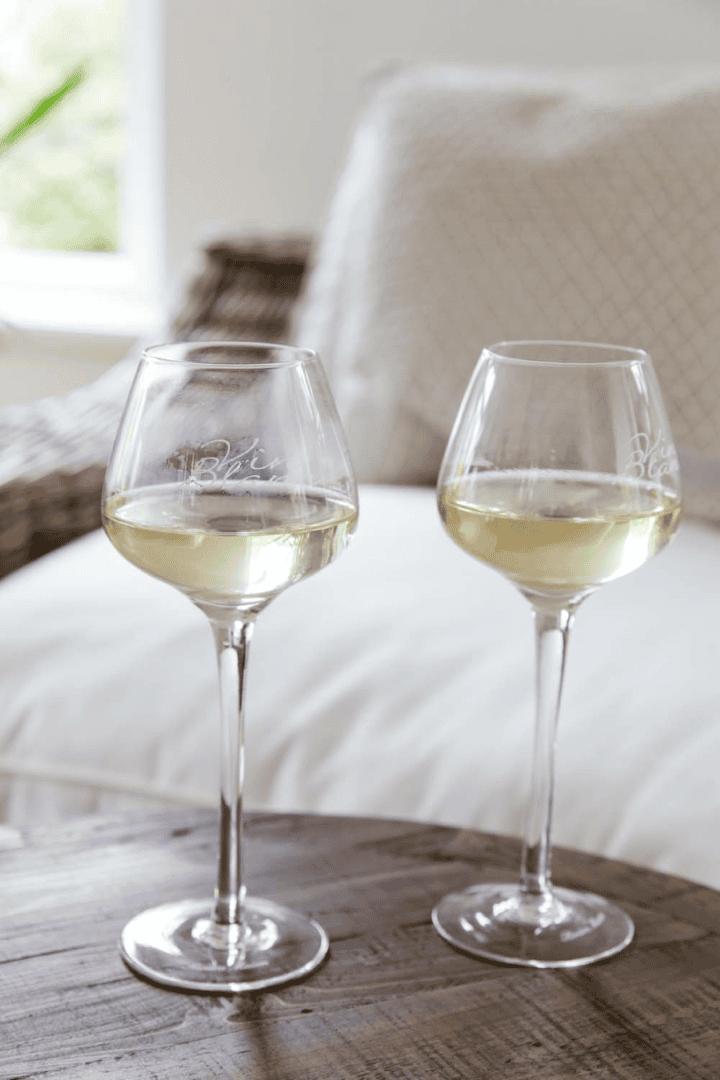 Vin Blanc Wine Glass