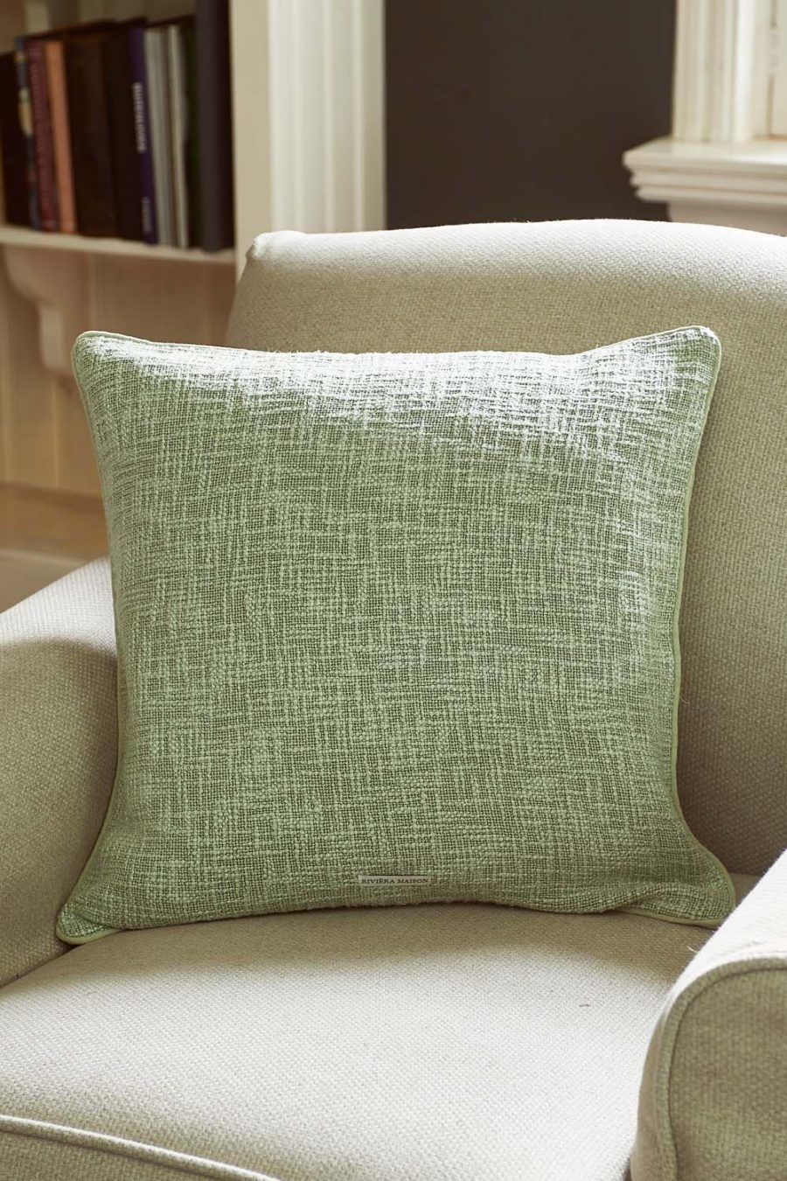 Basic Bliss Pillow Cover green50x50