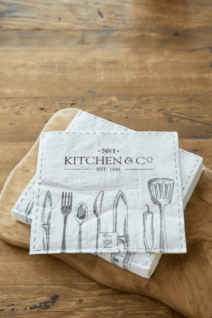 Paper Napkin Kitchen & Co
