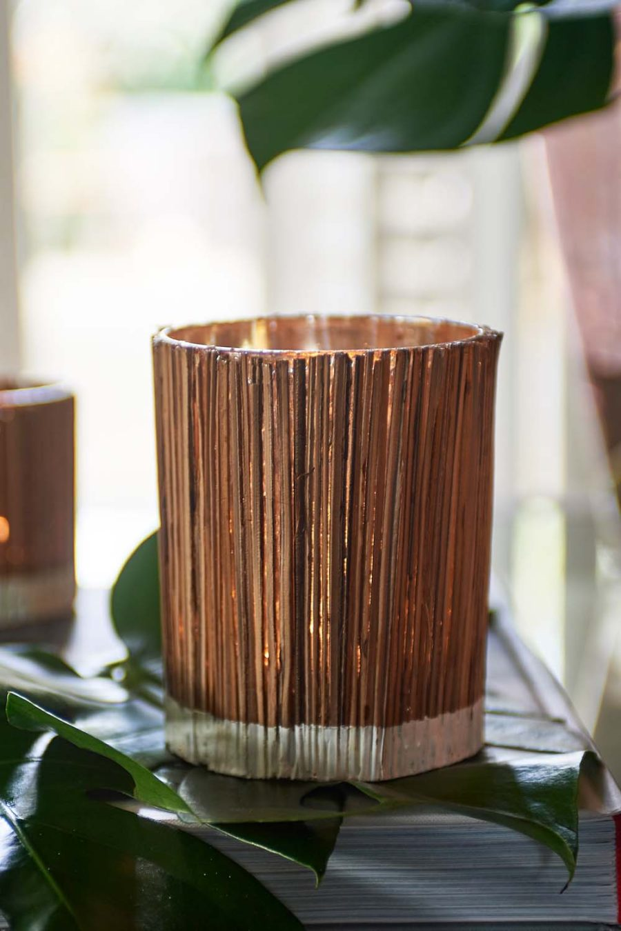 Spa Special Bamboo Votive M