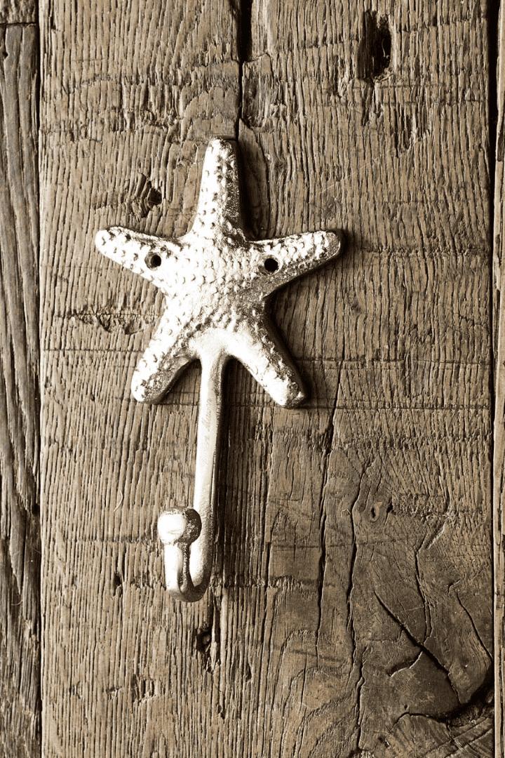 Sea Star Hook aluminium