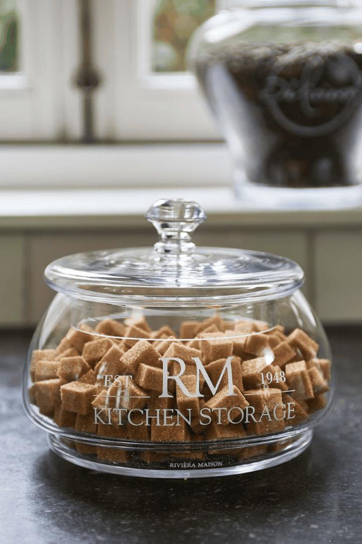 RM Kitchen Storage Jar
