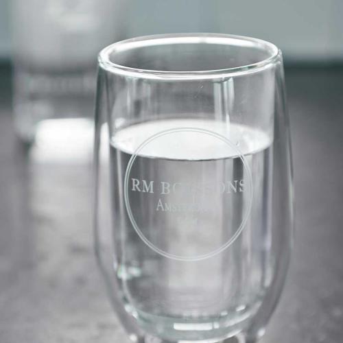 RM Boiusson Amsterdam glass L
