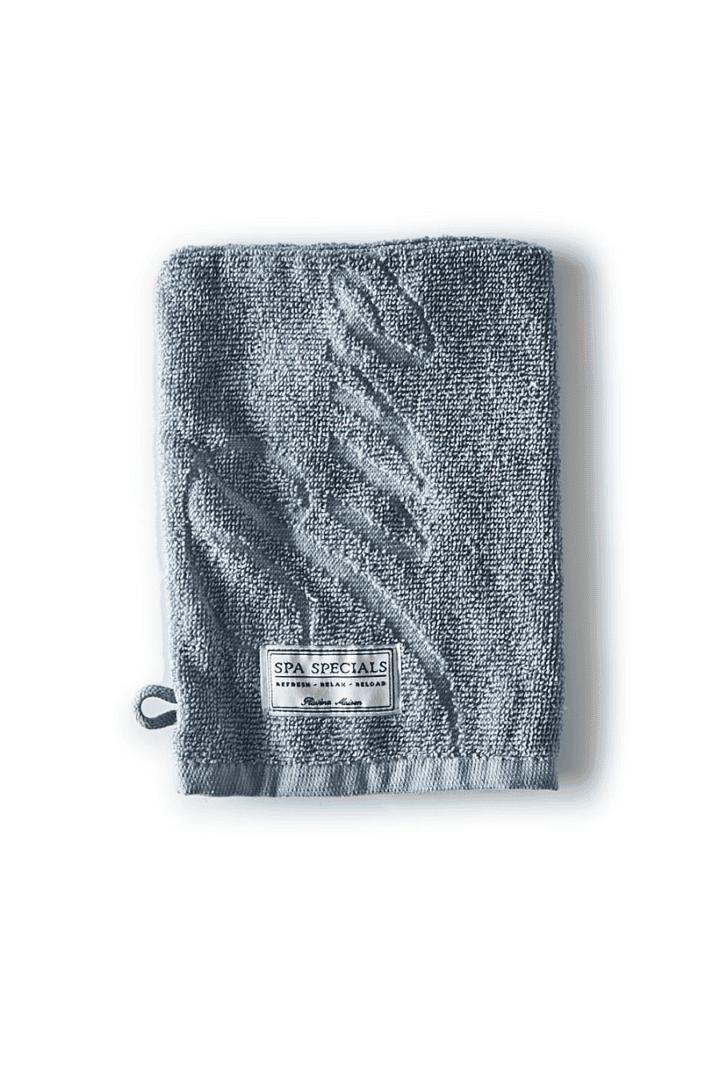 Spa Specials Wash Cloth stee