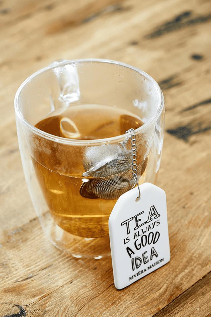 Tea Label Tea Infuser