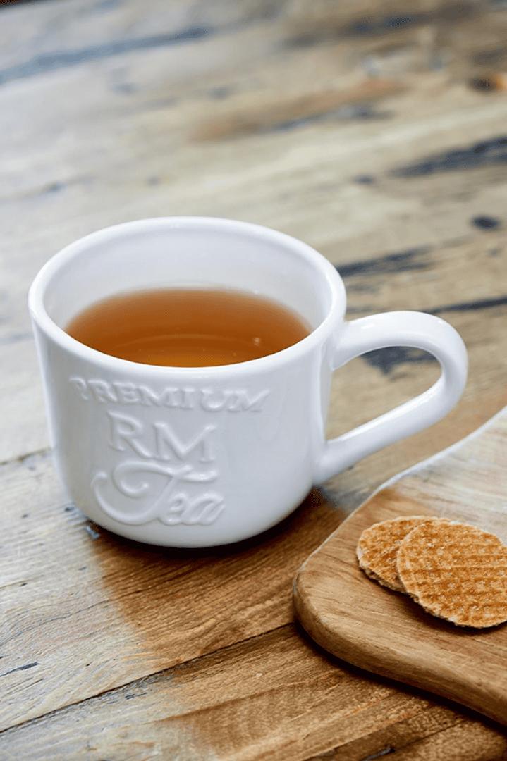 Premium RM Tea Cup Blanco