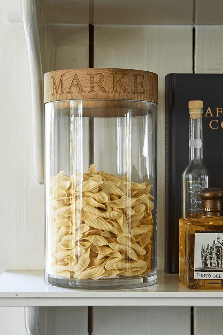 Food Market Storage Jar