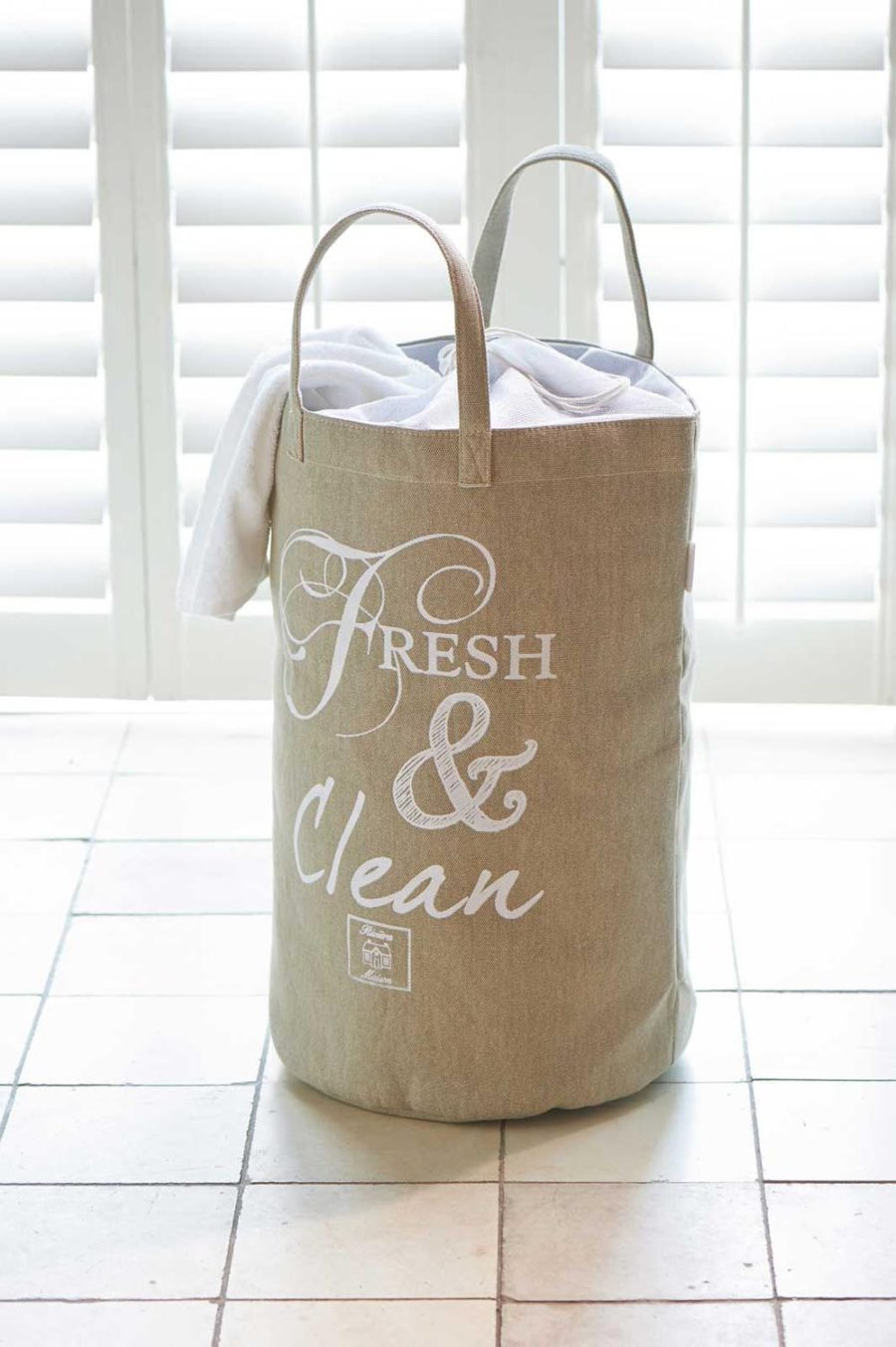 FRESH & CLEAN LAUNDRY BAG