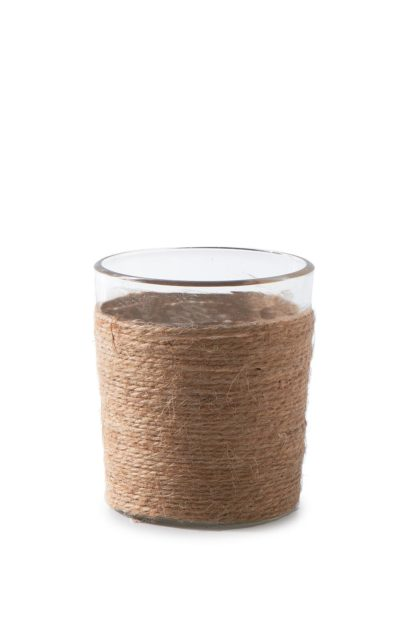 RM Rustic Rope Votive