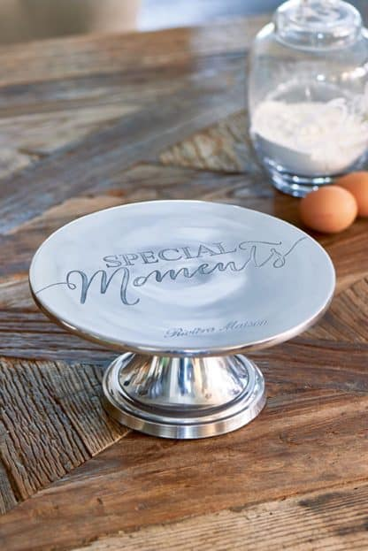 Special Moments Cake Stand