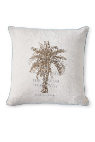 Formentera Palm Tree P.Cover 60x60