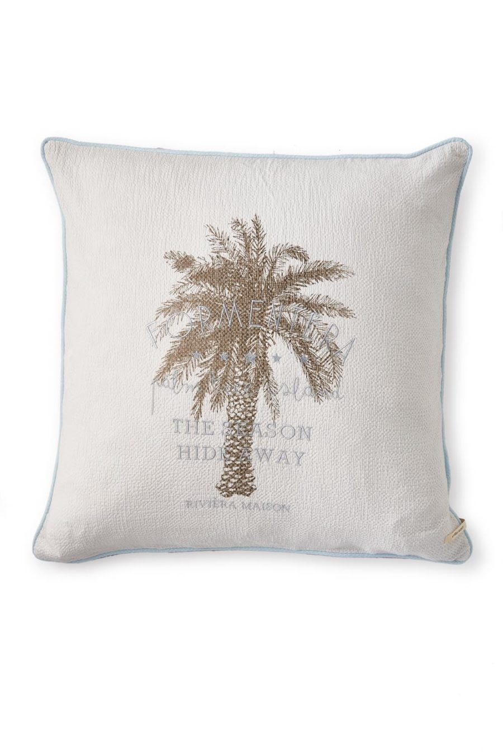 Formentera Palm Tree P.Cover 60x60
