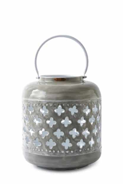 Via Le Botteghe Lantern grey