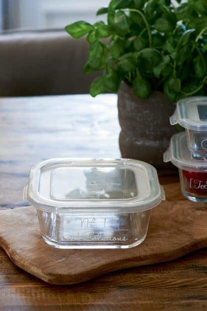 No.1 Solutions Food Container L