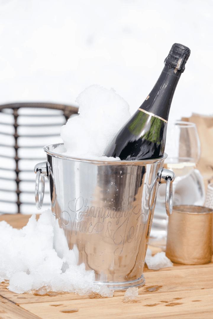 Champagne, Wine and Joy