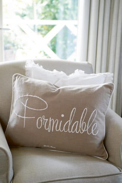 Formidable Pillow Cover 65x45