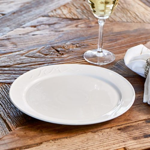 RM Signature Coll. Dinner Plate