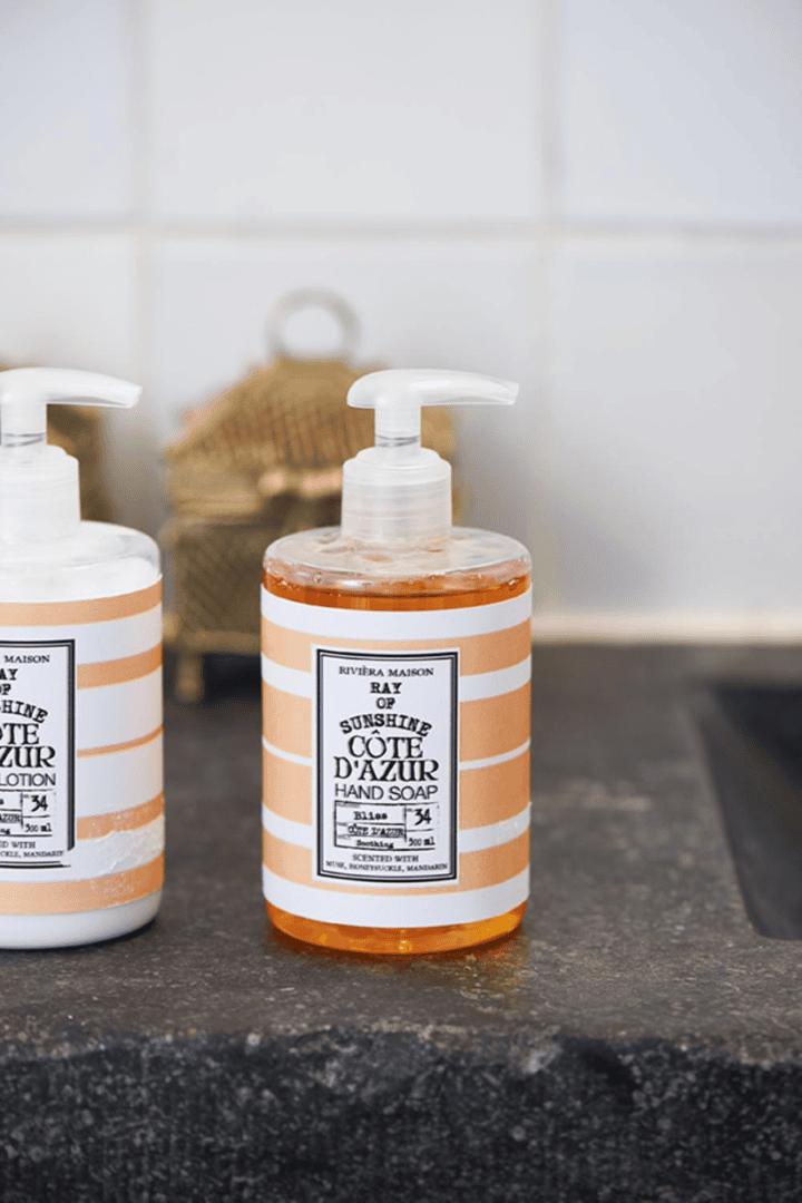 Côte D'Azur Sunshine Hand Soap 300m