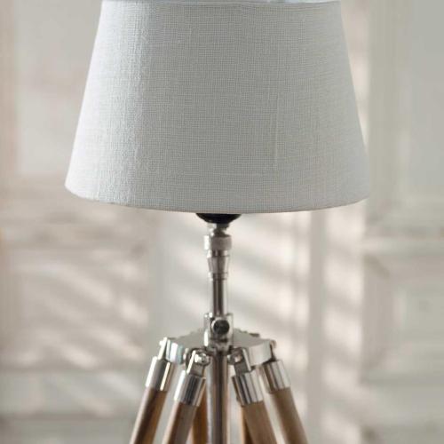 Classic Lampshade white 15x20
