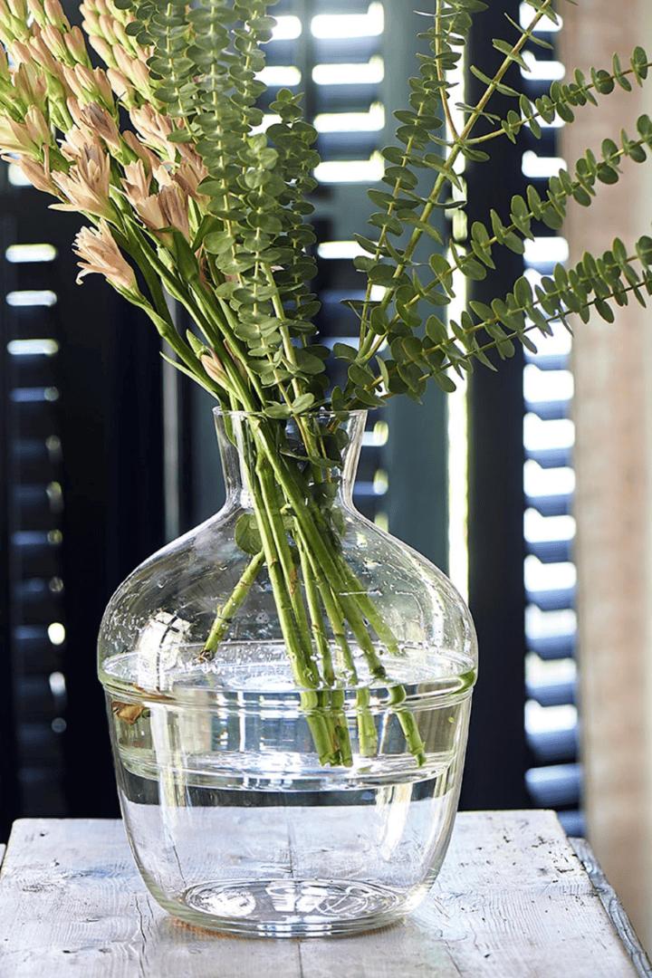 Dazzling Double RM Vase