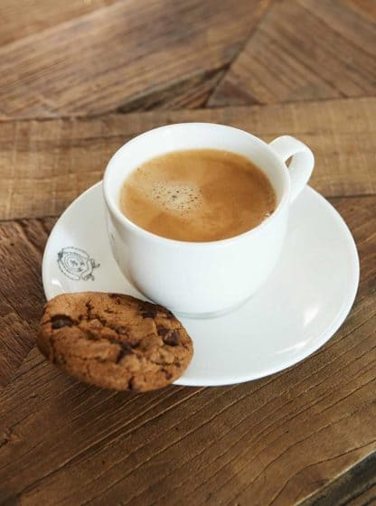 Classic Cup & Saucer