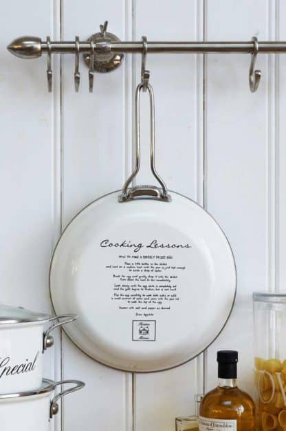 Cooking Lessons Pan