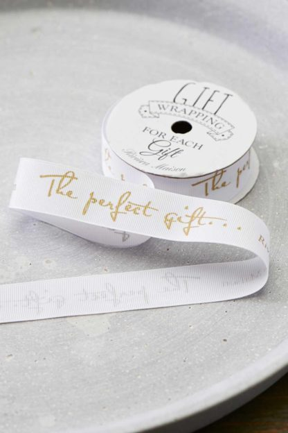 The Perfect Gift... Gift Ribbon 5mt