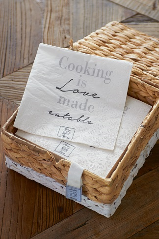 Coocling is Love Paper Napkin