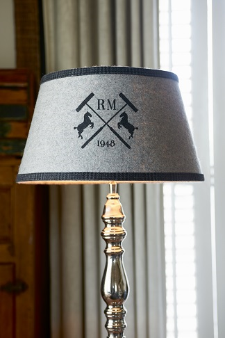 RM Polo Club Lampshade 28x38