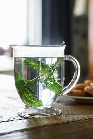 Fresh Tea Glass