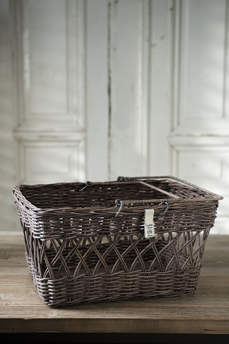 Rustic Rattan Shopping Basket RM