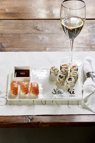 Sushi For One Plate