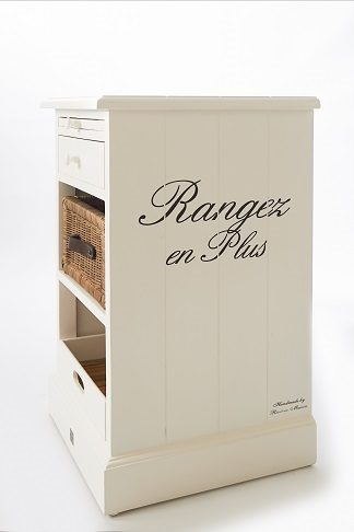 Rangez en Plus Bed Cabinet