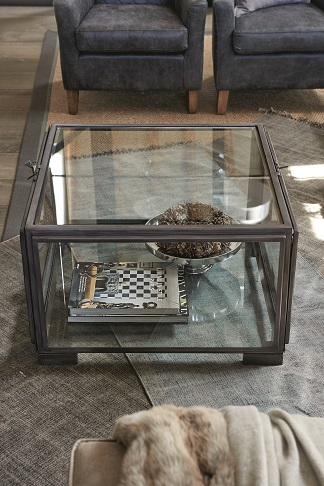 Les Puces Showcase Coffee Table