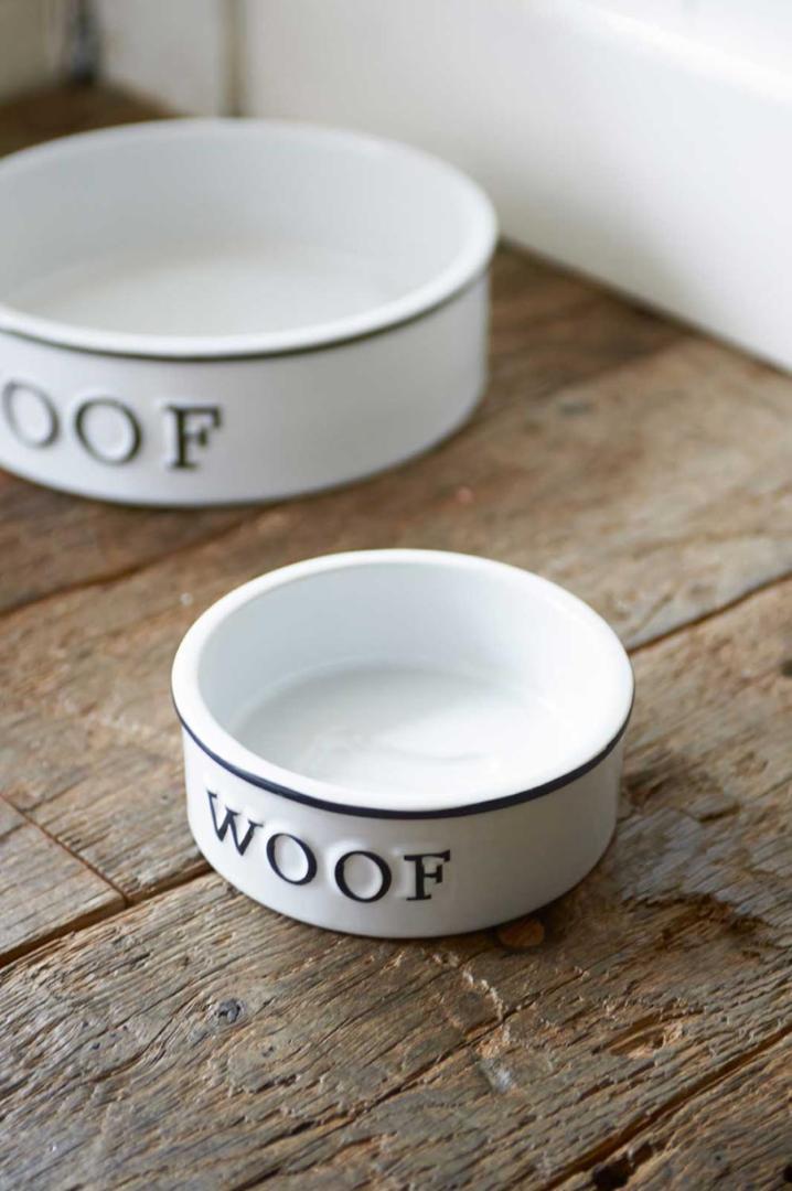 Woof Doggie Bowl M