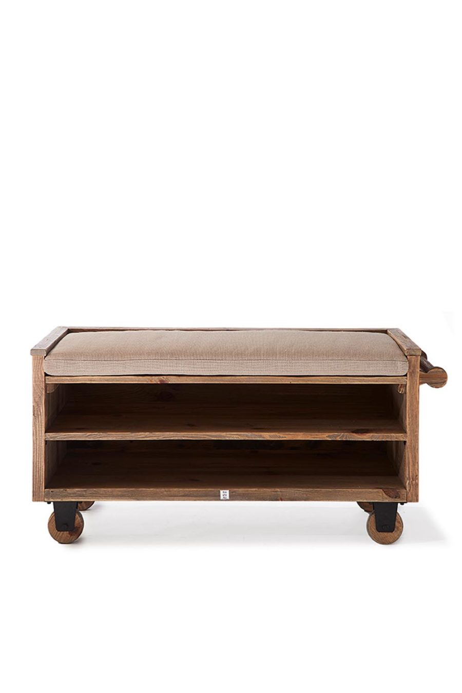 The Shoe Factory Bench incl. Cush