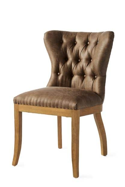 Wessex Dining Chair Pellini Coffee