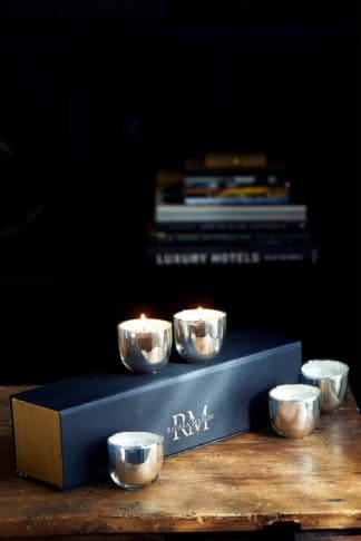 RM Luxury Scented Candles 5 pcs