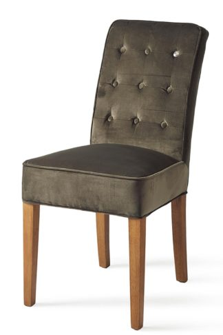 Cape Breton Dining Chair Velv Slate
