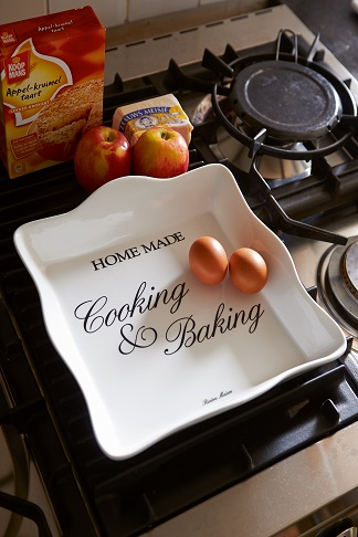 Cooking & Baking Square Bowl L
