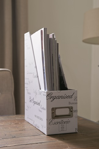 Get Organised Script Magazine Holder
