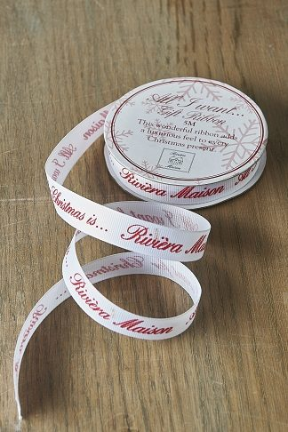 All I Want... Gift Ribbon 15mmx5m
