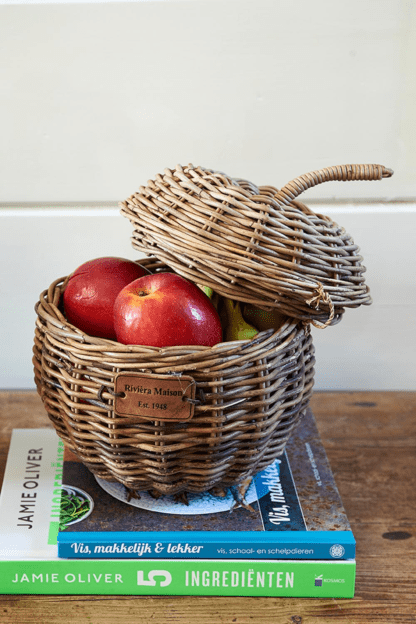 RR Apple Fruit Bowl