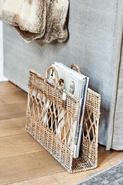 RR Newspaper Basket