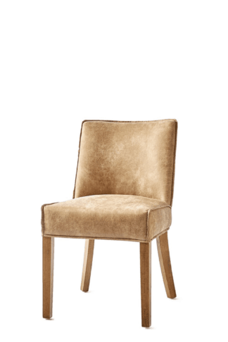 Bridge Lane Dining Chair pel Camel