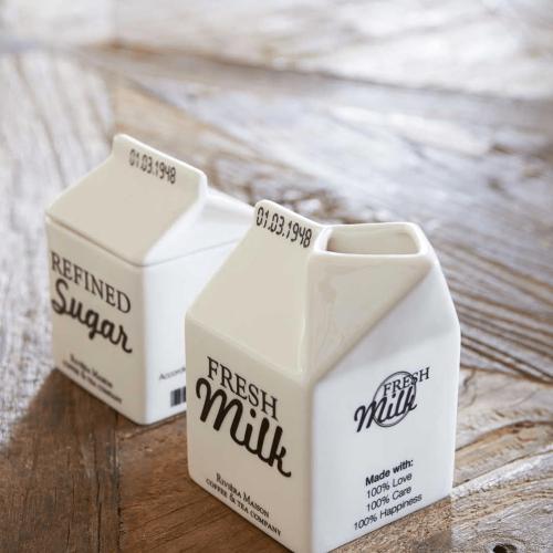 Carton Jar Milk