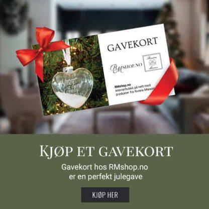 Gavekort Riviera Maison RMshop.no