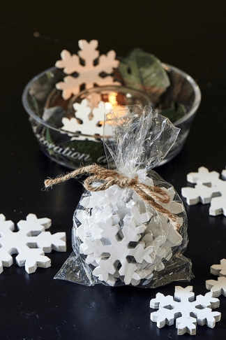Winter Village Decoration Snowflake