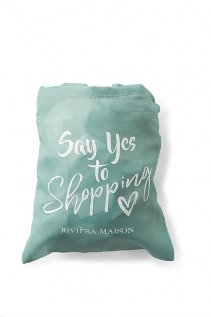 Say Yes To Shopping Foldable Bag
