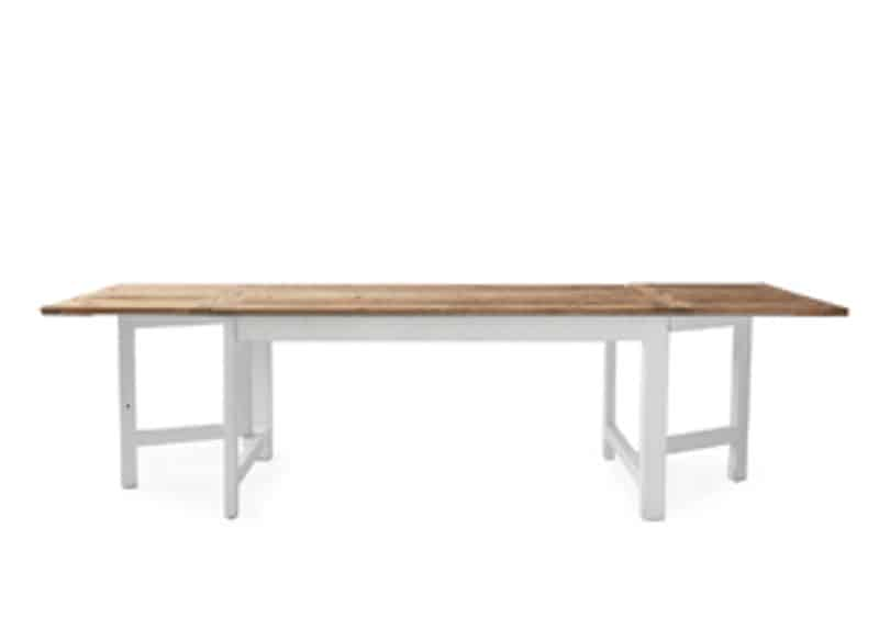 RIVIERA MAISON WOOSTER STREET DINING TABLE 160280